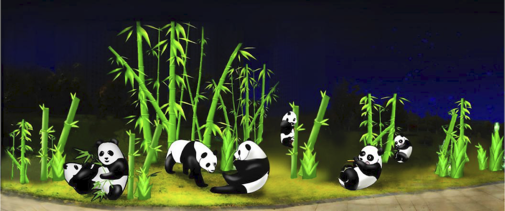 Chinese Lantern Lights Festival, Chinese Culture & Zodiac