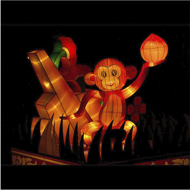 Chinese Lantern Lights Festival, Chinese Culture & Zodiac