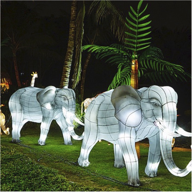 Chinese Lantern Lights Festival
