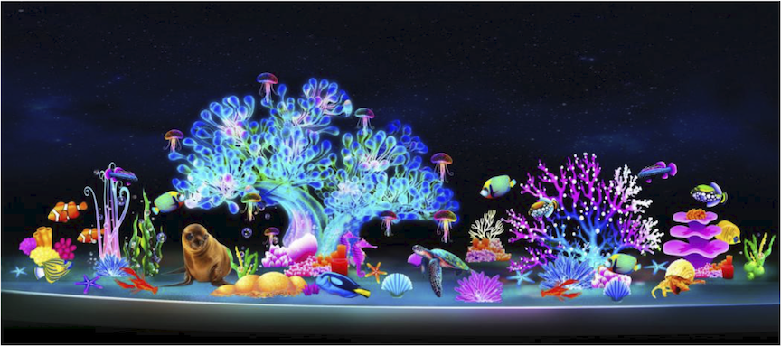 Chinese Lantern Lights Festival, The Great Barrier Reef